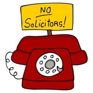 No Not Call